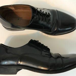 Florsheim Mens Cap Toe Leather Dress Shoe 8.5 M